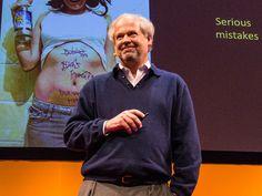Juan Enriquez: Your online life, permanent as a tattoo via TED