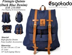 FINTAGIO QUINTO DARK BLUE DENIM sms/whatsapp: 082219180163 pin: 7DD85355 (full) BBM CHANNEL: C002012CF LINE: cs.esgotado