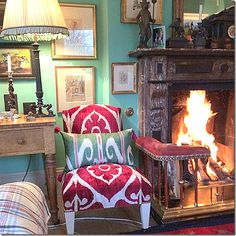 Recreate This English Country Manor Look