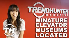 Miniature Elevator-Located Museums