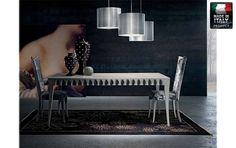 Mesa de Comedor Rectangular Gothika - Dining Room Table Gothika