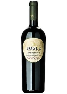 Bogle Cabernet - This is a decent wine at a bargain price (about $8 at Total Wine).  The Merlot is not bad either, I just prefer cab :).