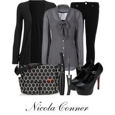 """One Hot Mamma"" by nicola-conner on Polyvore"