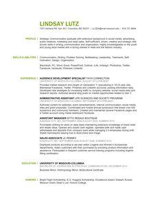 retail resume example entry level - http://www.resumecareer.info ... - Retail Resume Examples