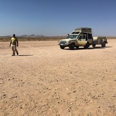 Crossing the Tropic of Capricorn in the desert (Namibia). SWEET SUGAR by Sophie…