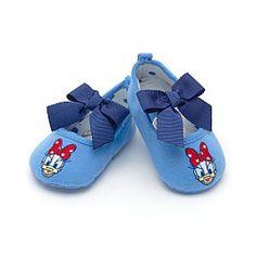 Daisy Baby Shoes Cute Kids, Cute Babies, Babies Stuff, Kid Stuff, Cute Disney, Baby Disney, Baby Girl Shoes, Girls Shoes, Disney Shoes