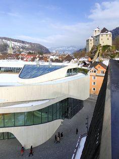 Montforthaus in Feldkirch,© Svenja Bockhop