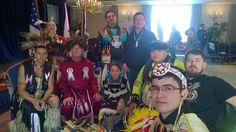 Tanka fuels drum group at West Virginia powwow