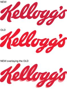 Analysis of Kellogg's brand refresh.