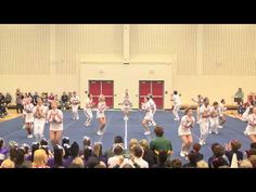 Victoria High School Co-Ed Cheer - RIBT 2011 - YouTube Boys Dance Section Partner Stunting  Tumble Passes