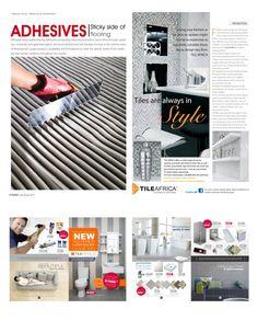 Branding TAL & Tile Africa