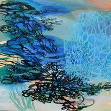 INKA SIGEL | Malerier | Begegnungen