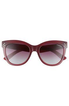 ca2fbbe356a7 Polaroid 54mm Polarized Sunglasses