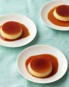 Creme Caramel Recipe & Video | Martha Stewart