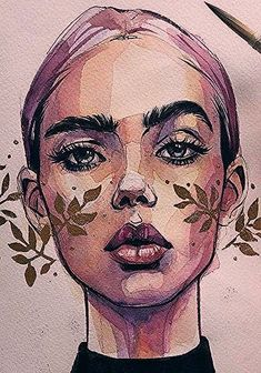 D R A W I N G 38 Awesome Woman Drawing Art ! How To Women Drawing. New Images Part woman drawing; Pencil Art Drawings, Art Drawings Sketches, Cool Drawings, Kuroko, Woman Drawing, Drawing Art, Drawing Women, Sketches Of Girls Faces, Art Photography Portrait