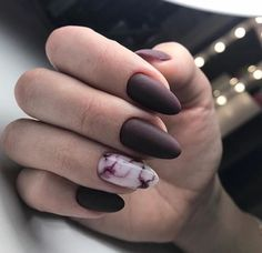 25 Marble Nail Design with Water & Nail Polish 2 - Nagel gel - halloween nails Almond Nails Designs, Marble Nail Designs, Nail Art Designs, Toe Nail Designs For Fall, Water Nails, Nail Polish, Gel Nail, Luxury Nails, Manicure E Pedicure