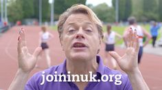 How the Big Help Out can grow your club - Eddie Izzard Eddie Izzard, Sports Personality, Bbc, Join, Branding, Club, Volunteers, Toast, Films