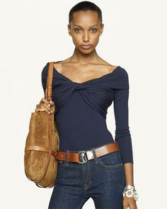$319.00   Love this - Ralph Lauren Black Label.