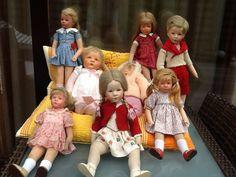 Alte Käthe Kruse Puppen Konvolut