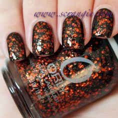 Orly Flash Glam FX in R.I.P