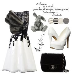 """Dress up!❤️"" by anicute on Polyvore featuring Coast, Prada, Royal Selangor, Kate Spade, Michael Antonio, Chanel, women's clothing, women, female and woman"