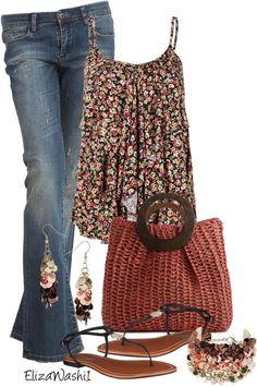 LOLO Moda: Womens spring fashion style  elfsacks