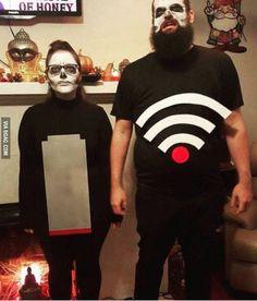 Carnival // Halloween // Wi-fi // Internet