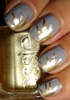 """Essie - """"Cocktail Bling"""" & """"As Good As Gold"""""""