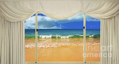 #BEACH #PARADISE FROM YOUR #HOME OR #OFFICE by #Kaye #Menner #Photography Quality Prints Cards Products at: http://kaye-menner.pixels.com/featured/beach-paradise-from-your-home-or-office-by-kaye-menner-kaye-menner.html