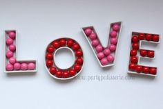 Ceramic Love Letter