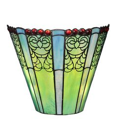 Another great find on #zulily! Emerald Wireless Wall Sconce #zulilyfinds
