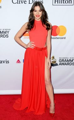 Grammys 2018 Best Dressed at the Afterparties and Preparties - Hailee Steinfeld