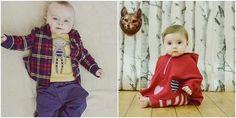 Neue Winterkollektion von Lilly+Sid für Babys