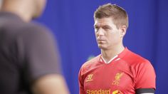 We go behind the scenes with Steven Gerrard as he stars in the new advertising campaign for Xbox. More details here: www.liverpoolfc.c....