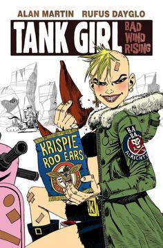 tank girl graphic novel - Google Search