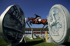 Horses Race At Olympic Games HD Wallpaper 2012