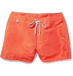 Sundek  Short-Length Swim Shorts