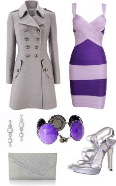 Purple Outfit #2