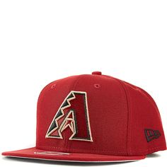 8980e6087 Arizona Diamondbacks Snapback Hat DARK RED/GREY OS 195503658428. New Era ...