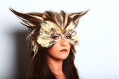 owl make up - Google Search