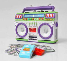 Official website of Elena Kazi. Hip hop art toys & more. Hip Hop Art, Buzz Lightyear, Boombox, Toy Story, Inspired, Toys, Inspiration, Activity Toys, Biblical Inspiration