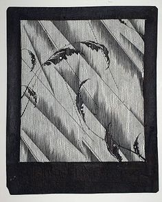 Japanese Katagami Stencil I Scroll Japanese Design, Japanese Art, Japanese Illustration, Japanese Fabric, Vintage Japanese, Wood Print, Stencils, Prints, Pattern