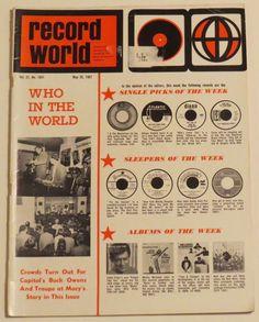 Record World Magazine (5-20-67)