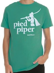 Silicon Valley Pied Piper T-Shirt.