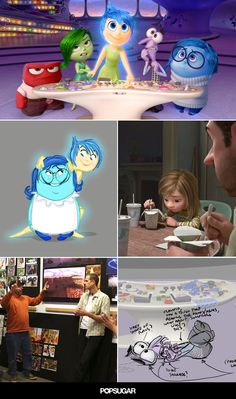 We're so excited to see Pixar's Inside Out!