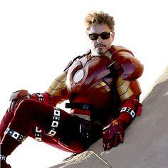 Robert Downey Jr - Iron Man