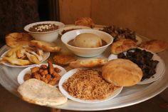 Sudanese Kisra | My Country Sudan: Food in Sudan