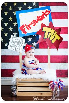 2019 year lifestyle- 4th of baby july pictures