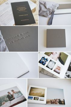 MELISSA FULLER | BLOG  Wedding Albums by Queensberry