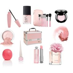 """""""Pink Beauty"""" by amandanygren on Polyvore"""